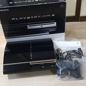 SONY PlayStation3 CECHA00 最上位モデル PS2対応