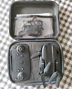 1円熱売り 新品 ドローン 二つカメラ付き 4K HD 高画質 APP制御 WIFI接続 360度回転 高度維持 折り畳み式 大容量バッテリー2個 黒