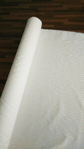綿生地 アイボリー ホワイト 白 巾110cm×2.9m 生地 布地 無地 ハンドメイド 洋裁