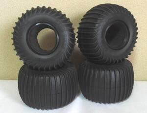 新品● タミヤ 用 パドル タイヤ ソフト ランチボックス 用 電動 ラジコン おもちゃ CW-01 ホイル GYAR ワイルド ウイリー2 WR-02