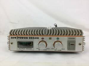BIG POWER 500S2 パーソナル無線用リニアアンプ◇ジャンク品