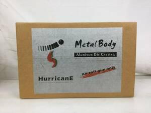美品 ハリケーン HE-MB-031 U.S.マリーン メタルボディ TANカラー*未使用品【HB】