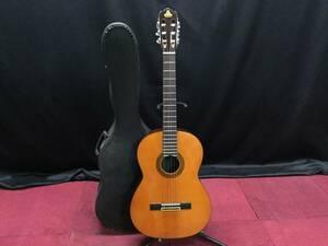 TAKEHARU GUITAR タケハルギター G-85 クラシックギター シリアルNo.21292 1972年製 ハードケース付き★現状品