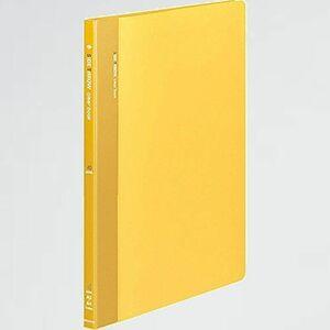 新品 好評 ファイル コクヨ U-BC A4縦 ラ-820Y クリアファイル 固定式 サイドスロ- 黄