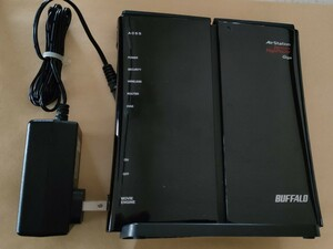 バッファロー BUFFALO WZR-300HP Wi-Fi 無線ルーター