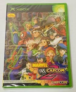 希少品 Xboxソフト MARVEL VS. CAPCOM2 AGE OF HEROES 新品 未使用 未開封品 マーブル カプコン