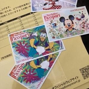 東京ディズニーランド/ディズニーシーチケット