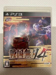 PS3ソフト 戦国無双4