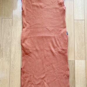 ☆美品 ブランシェス ノースリーブワンピース キッズ 女の子 ガールズ 150cm