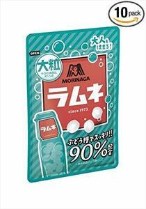 森永製菓 大粒ラムネ 41g×10袋