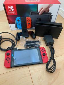 Nintendo Switch ニンテンドースイッチ本体 ジャンク