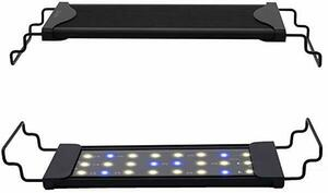 ★本日限り★青白 30cm Varmhus 水槽 ライト 30cm ~ 45cm の水槽に対応 青白2色LED 熱帯魚 観賞魚飼