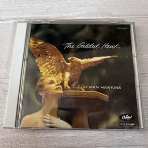 コールマン・ホーキンス ギルデッド展望ホーク CD COLEMAN HAWKINS THE GILDED HAWK