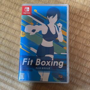 Switch Fit Boxing フィットボクシング スイッチ