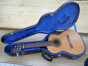ha1026/02/47 茶位幸信 Yukinobu Chai No.6 アルトギター クラシックギター ハードケース付