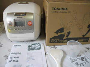 東芝 炊飯器 RC-10DE ジャンク品