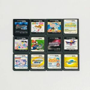 DSソフト 12本セット まとめ売り