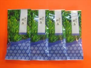 2021年産 深むし茶棒茶100gX4本・くき茶・かりがね深蒸し茶(1番茶無農薬)