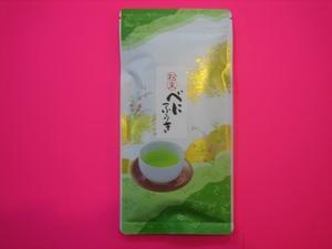 べにふうき粉末緑茶100g