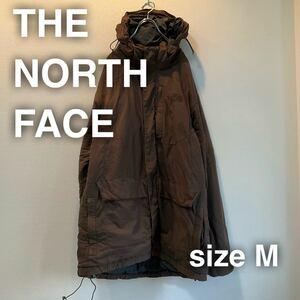 THE NORTH FACE ノースフェイス ナイロンジャケット M ブラウン 茶色 ハイベント HYVENT アウトドア