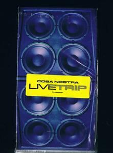 VHS:COSA NOSTRA コーザノストラ/LIVE TRIP