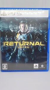 PS5ソフト RETURNAL リターナル