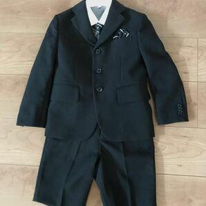 入学式 子供服 男 小学校 スーツ 110 キッズ 入学式スーツ 5点セット フォーマル 卒園式 結婚式 七五三 発表会