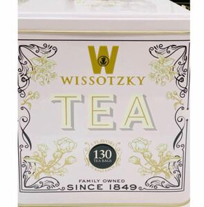 WISSOTZKY TEA ティーギフトセット 130個 当日発送