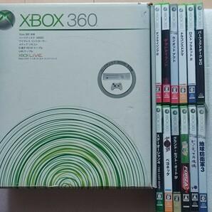 XBOX360 60GB ソフト12本セット