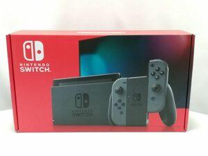 任天堂 Nintendo Switch本体 Joy-Con(L)/(R) グレー 2019年8月発売モデル HAD-S-KAAAA