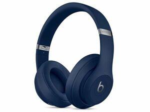 未開封★studio3 wireless MX402PA/A [ブルー]ワイヤレスヘッドホン