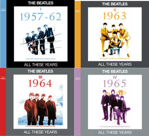 THE BEATLES / ALL THESE YEARS : ANTHOLOGY REVISED AND EXPANDED EDITION 前編 [8CD]