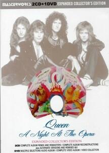 クイーン A Night At The Opera - Expanded Edition! Queen