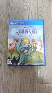 PS4 Rainbow Skies レインボースカイズ 匿名配送
