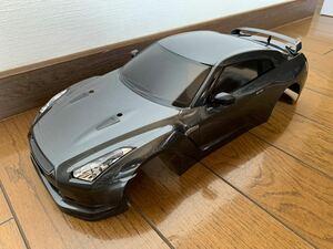 新品未使用 タミヤXB NISSAN GT-R メーカー塗装済み ボディ LEDライトユニット付 TT-01E