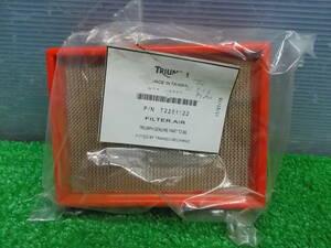◆トライアンフ スラクストン1200 スピードツイン 純正エアフィルター 新品