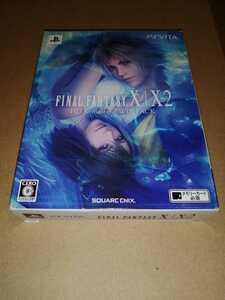 PS Vita ファイナルファンタジーX X-2 HDリマスター TWIN PACK