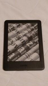 Kindle 第10世代 8GB 広告なしモデル  反射防止フィルム付