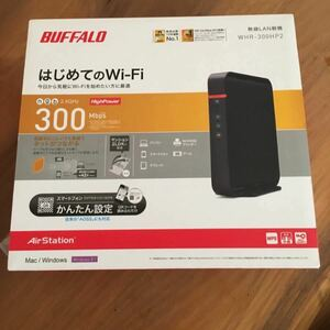 BUFFALO WHR-300HP2 WiFi バッファロー Wi-Fi 親機