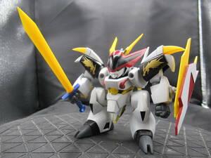 PLAMAX 魔神英雄伝ワタル MS-05 龍王丸 塗装済み完成品