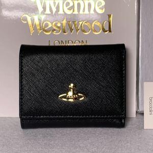 ヴィヴィアンウエストウッド 三つ折り財布 未使用新品
