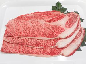 F【季節限定/鍋】濃厚な旨味!!道産黒毛和牛◆かみふらの和牛/肩ロース500g◆極上しゃぶしゃぶに♪