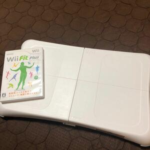 Wii Fit バランスボード 任天堂 Wii Fit Plus Wiiフィットプラス セット