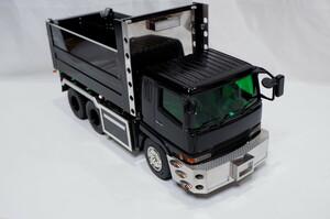 ◆中古品 タミヤ1/14改造 油圧ダンプトラック 充電器なし◆