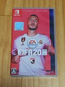 Nintendo Switch ニンテンドースイッチ FIFA20