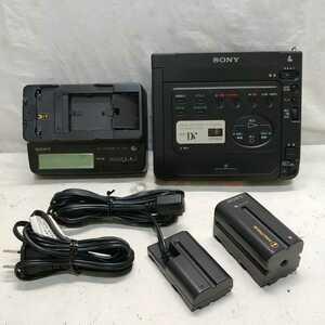 ☆美品☆動作品☆ SONY/ソニー デジタルビデオカセットレコーダー Mini DV ビデオデッキ GV-D300/AC-V700