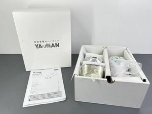 美品■YA-MAN ダブルエピ エクストラボーテ STA-187N 脱毛器 本体 付属品多数 ゆうパック