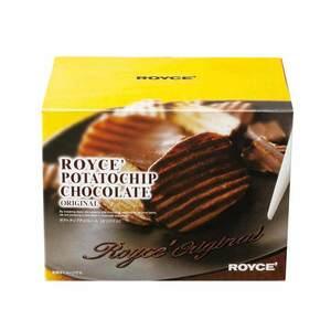 ロイズ 【北海道銘菓】 ポテトチップチョコレート [オリジナル] 他北海道お土産多数出品中 ROYCE'