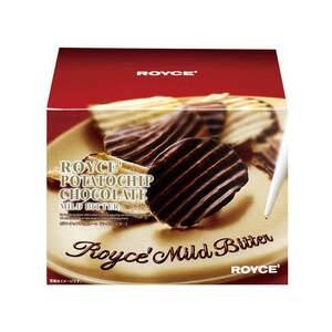 ロイズ 【北海道銘菓】 ポテトチップチョコレート [マイルドビター] 他北海道お土産多数出品中 ROYCE'