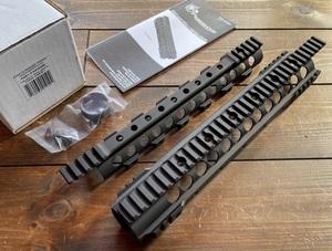 実物ナイツKAC KNIGHTS M110KハンドガードSR25、SR-25、URX3.1 13.5インチ